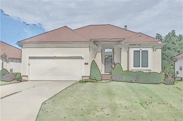 1317 NE Timbercreek Way, Lee's Summit, MO 64086 (#2176662) :: Kansas City Homes