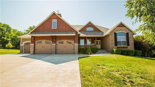 2204 Alexandria Lane, Pleasant Hill, MO 64080 (#2176921) :: Eric Craig Real Estate Team