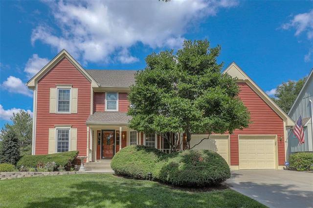 10536 Reeder Street, Overland Park, KS 66214 (#2176974) :: Team Real Estate