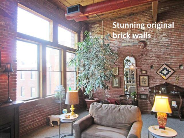 306 W 7th Street #306, Kansas City, MO 64105 (#2177046) :: Eric Craig Real Estate Team