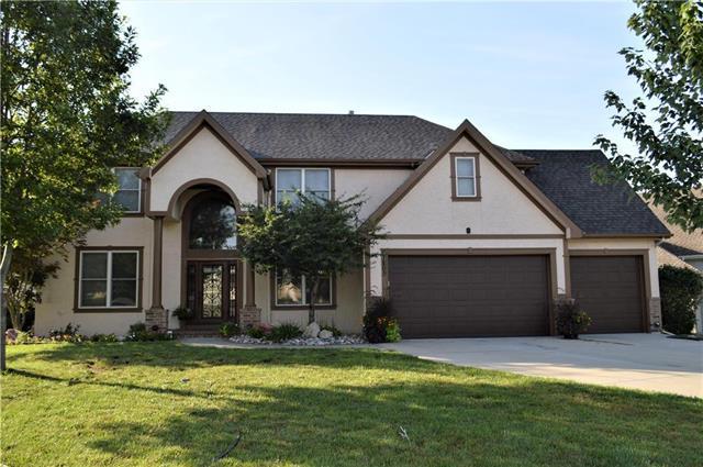 7809 N Hull Avenue, Kansas City, MO 64151 (#2179133) :: Kansas City Homes