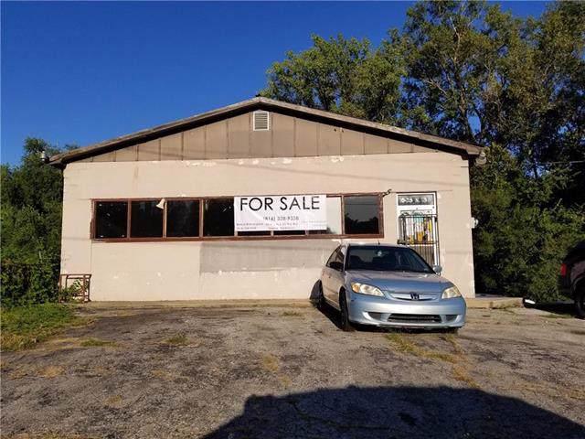 1603 N 13th Street, Kansas City, KS 66102 (#2179900) :: House of Couse Group