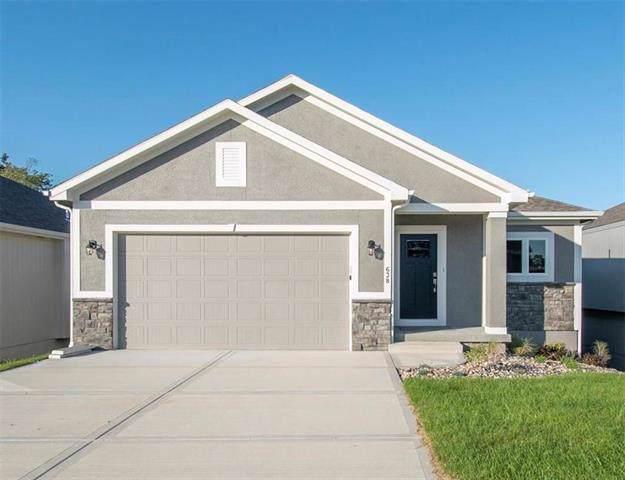 535 NW 110th Street, Kansas City, MO 64155 (#2179943) :: Eric Craig Real Estate Team