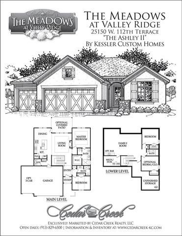 25150 W 112th Terrace, Olathe, KS 66061 (#2180827) :: Eric Craig Real Estate Team