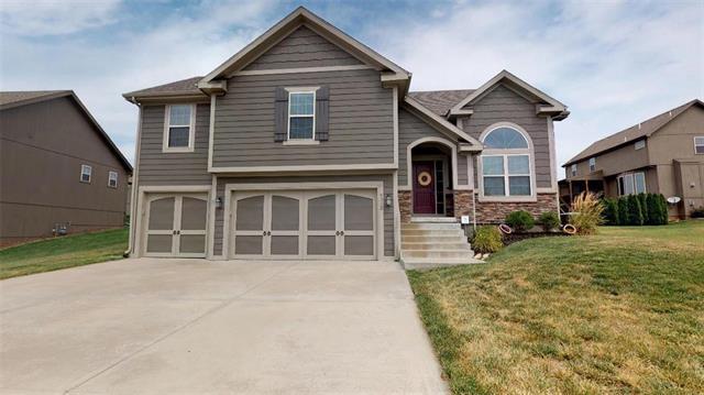 9312 NE 97th Street, Kansas City, MO 64157 (#2181789) :: Kansas City Homes