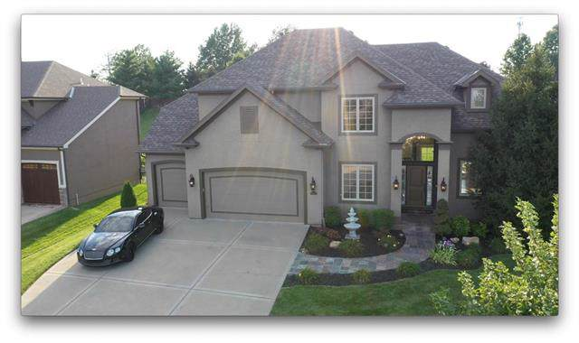 10612 N Michigan Avenue, Kansas City, MO 64155 (#2188628) :: Dani Beyer Real Estate
