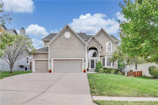 21612 W 99th Terrace, Lenexa, KS 66220 (#2188844) :: Kansas City Homes