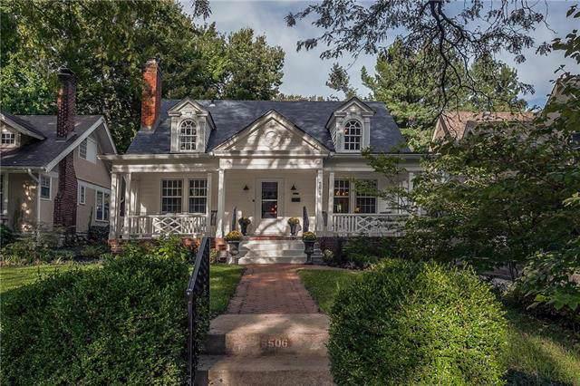 5506 Holmes Street, Kansas City, MO 64110 (#2188860) :: Kansas City Homes