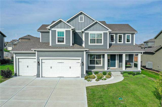 4205 SW Stoney Brook Drive, Lee's Summit, MO 64082 (#2189254) :: Ask Cathy Marketing Group, LLC