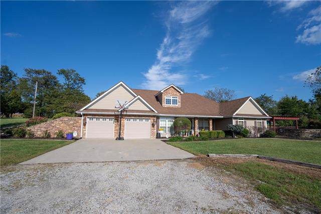 4720 350th Street, Stanberry, MO 64489 (#2189810) :: Kansas City Homes