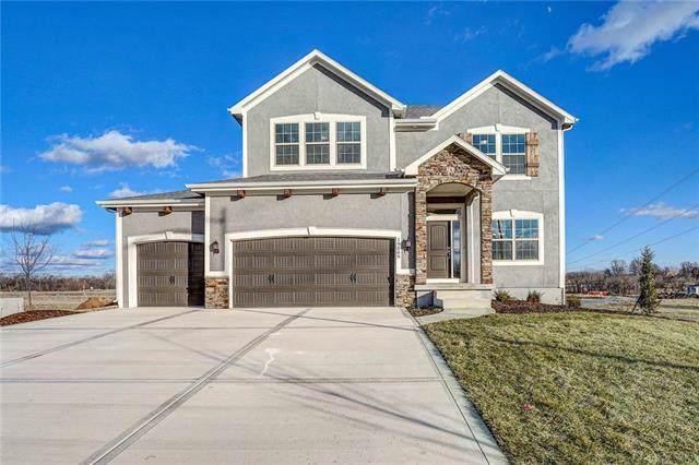 19009 W Skyview Lane, Spring Hill, KS 66083 (#2191408) :: Eric Craig Real Estate Team