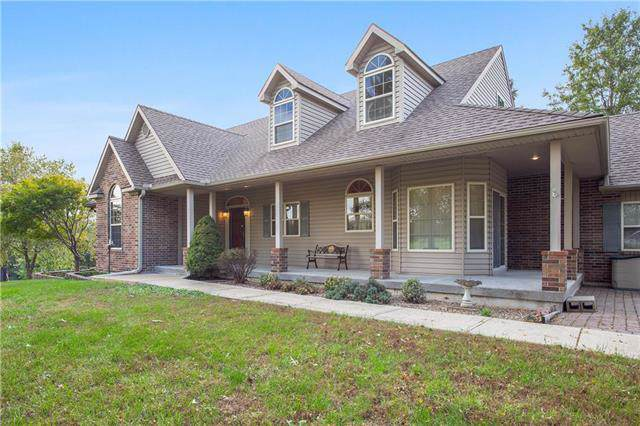 3805 SE Timberlake Drive, Holt, MO 64048 (#2191539) :: Clemons Home Team/ReMax Innovations