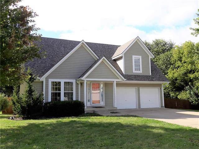 201 N 15th Street, Louisburg, KS 66053 (#2191566) :: Kansas City Homes