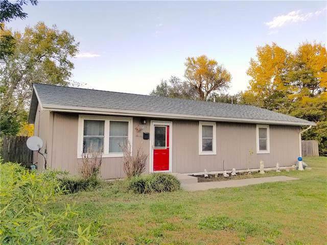 135 E 1st Avenue, Garnett, KS 66032 (#2191578) :: Eric Craig Real Estate Team