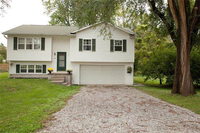 217 S Locust Street, Cameron, MO 64429 (#2191933) :: House of Couse Group