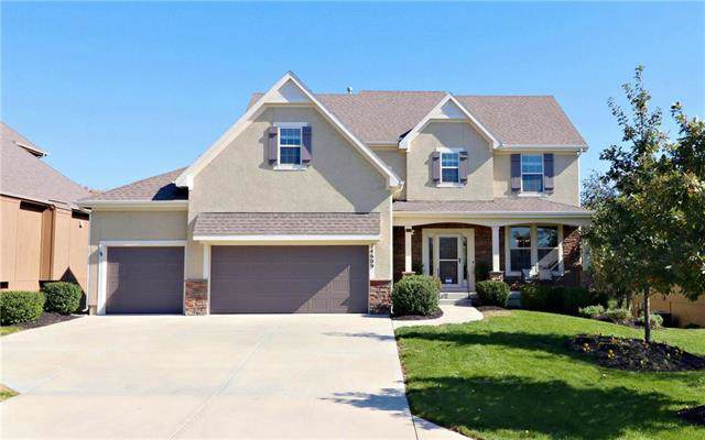 14609 Fairway Street, Leawood, KS 66224 (#2192809) :: The Shannon Lyon Group - ReeceNichols