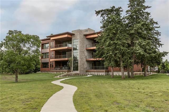 9445 Rosewood Drive 2A, Prairie Village, KS 66207 (#2193115) :: Team Real Estate