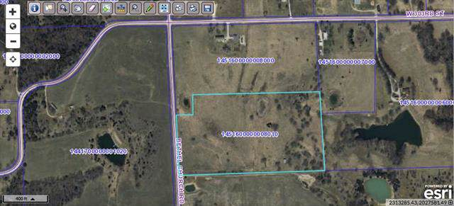 303 & Bethel Church Road, Paola, KS 66071 (#2193529) :: Edie Waters Network