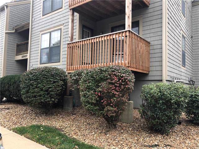 11927 W 58th Terrace C, Shawnee, KS 66216 (#2194565) :: Team Real Estate