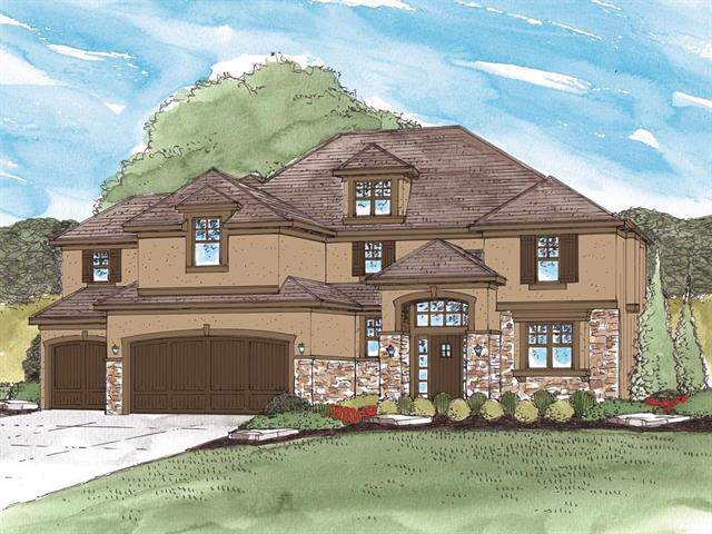 15673 W 165th Terrace, Olathe, KS 66062 (#2194860) :: Eric Craig Real Estate Team