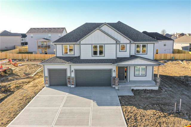 1804 NW Madi Court, Grain Valley, MO 64029 (#2195098) :: Eric Craig Real Estate Team