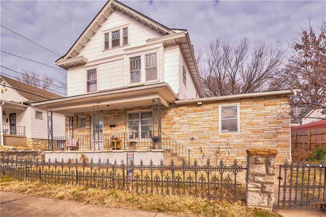 5310 Thompson Avenue, Kansas City, MO 64124 (#2195850) :: Eric Craig Real Estate Team