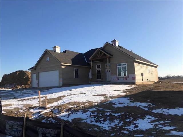 3417 NE 102nd Terrace, Kansas City, MO 64155 (#2195919) :: Dani Beyer Real Estate