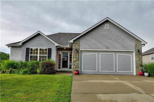 31 NW 90th Place, Kansas City, MO 64155 (#2196714) :: Dani Beyer Real Estate