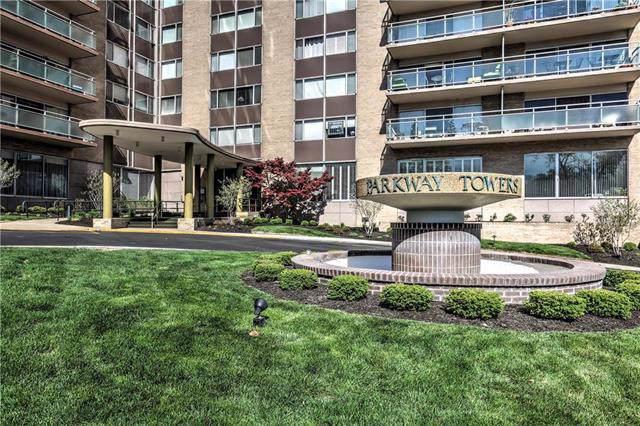 4545 Wornall Road #1210, Kansas City, MO 64111 (#2197244) :: House of Couse Group