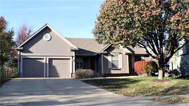 18232 W 156th Street, Olathe, KS 66062 (#2197377) :: House of Couse Group