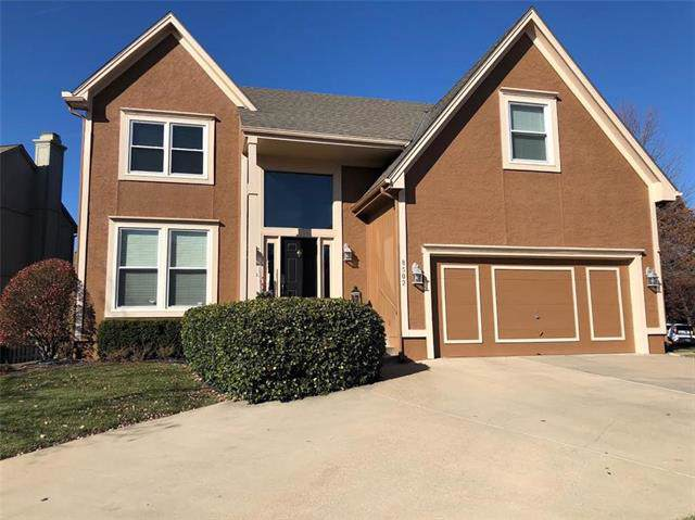 8502 W 128th Street, Overland Park, KS 66213 (#2197967) :: The Shannon Lyon Group - ReeceNichols