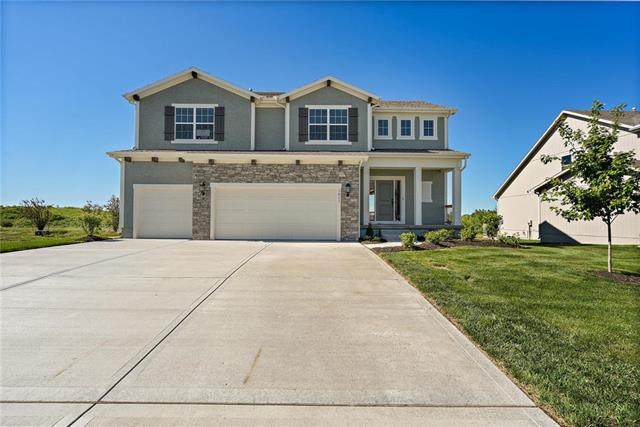 1821 SW Merryman Drive, Lee's Summit, MO 64082 (#2198169) :: Jessup Homes Real Estate | RE/MAX Infinity