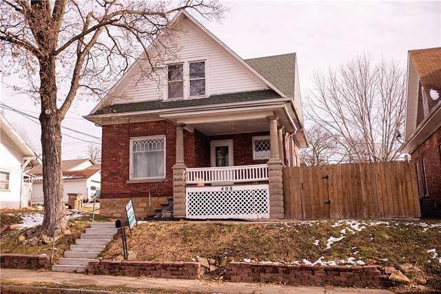 408 N 7th Street, Atchison, KS 66002 (#2201188) :: Eric Craig Real Estate Team