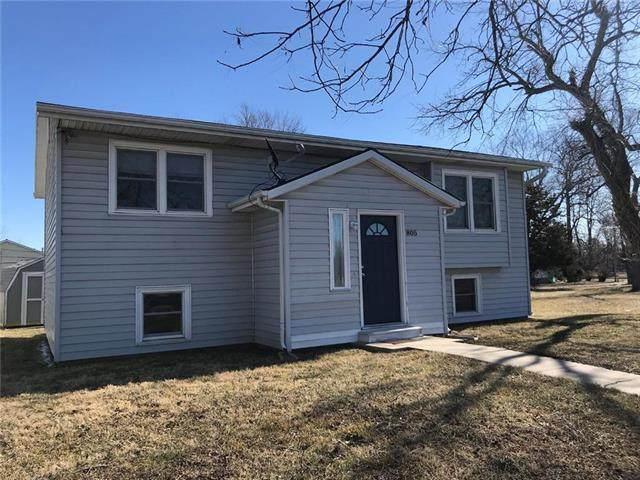 805 N Y Highway, Plattsburg, MO 64477 (#2201446) :: Dani Beyer Real Estate
