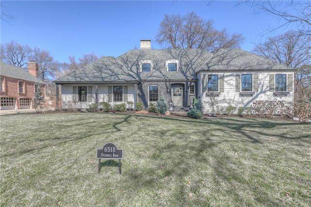 6518 Overhill Road, Mission Hills, KS 66208 (#2202877) :: Team Real Estate