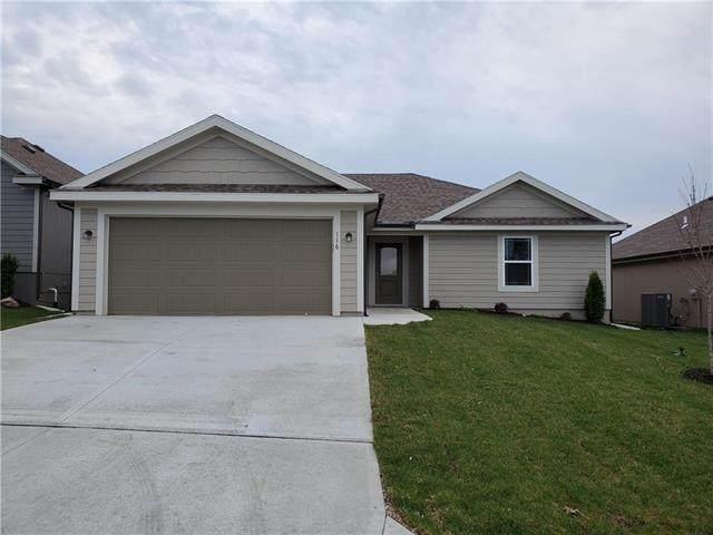 116 N Sivley Street, Peculiar, MO 64078 (#2205781) :: Team Real Estate