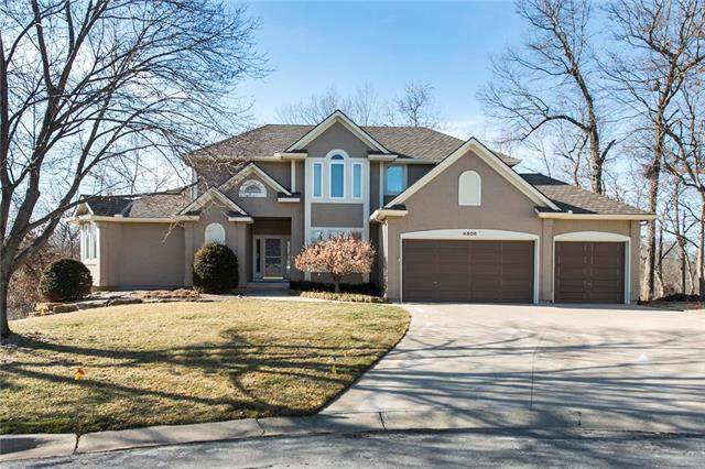 4608 NW Birkdale Place, Lee's Summit, MO 64064 (#2206869) :: Eric Craig Real Estate Team