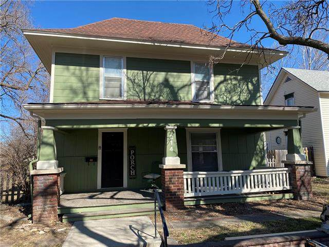 214 E Brown Street, Liberty, MO 64068 (#2209303) :: House of Couse Group