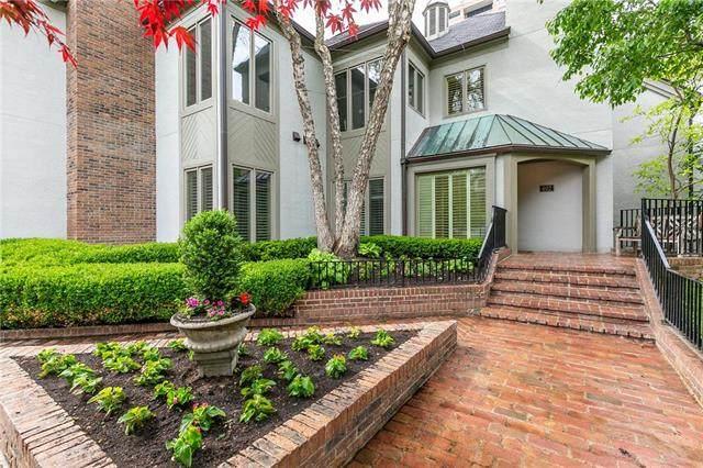 402 W 50th Street 2E, Kansas City, MO 64112 (#2210265) :: Team Real Estate