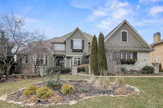 5823 W 148th Place, Overland Park, KS 66223 (#2211723) :: Audra Heller and Associates