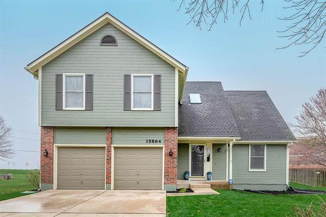 15864 Glenwood Street, Overland Park, KS 66223 (#2212762) :: House of Couse Group