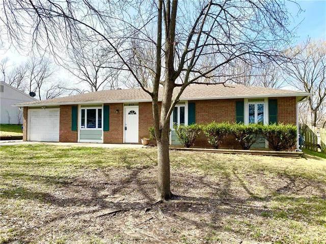 213 N Minnesota Street, Lawrence, KS 66046 (#2212827) :: House of Couse Group