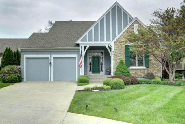 13815 W 141st Terrace, Olathe, KS 66062 (#2213272) :: Audra Heller and Associates