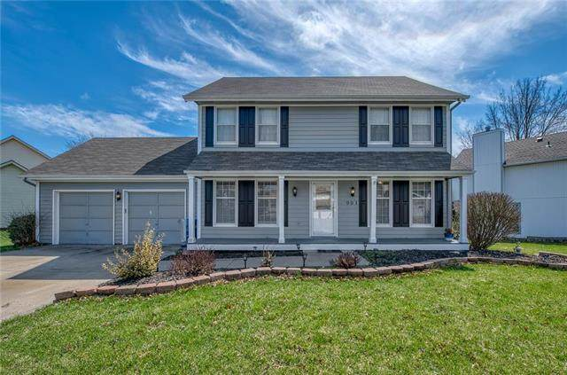 991 Ellis Street, Liberty, MO 64068 (#2213417) :: Eric Craig Real Estate Team