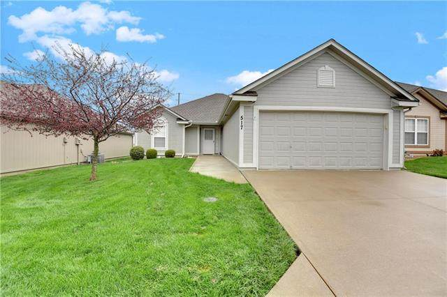 517 Neptune Street, Raymore, MO 64083 (#2213713) :: Beginnings KC Team