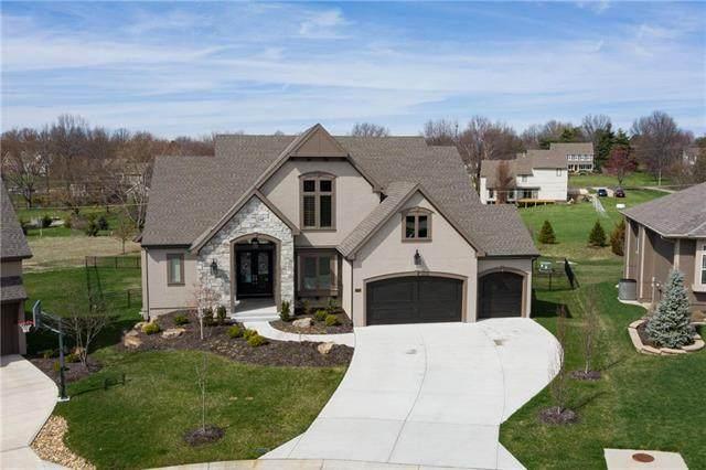 11702 W 157 Terrace, Overland Park, KS 66221 (#2213737) :: Ask Cathy Marketing Group, LLC