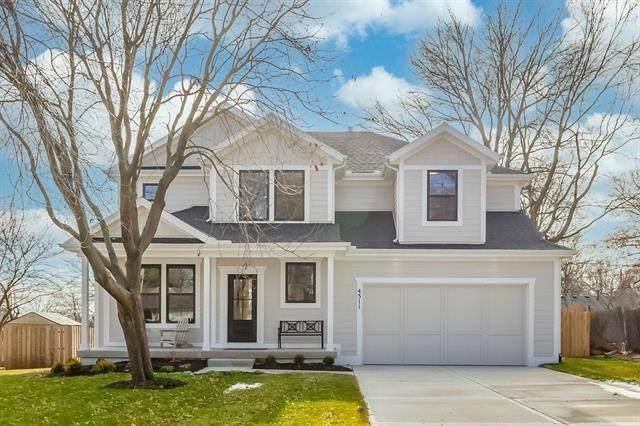 4311 W 78 Terrace, Prairie Village, KS 66208 (#2214085) :: House of Couse Group