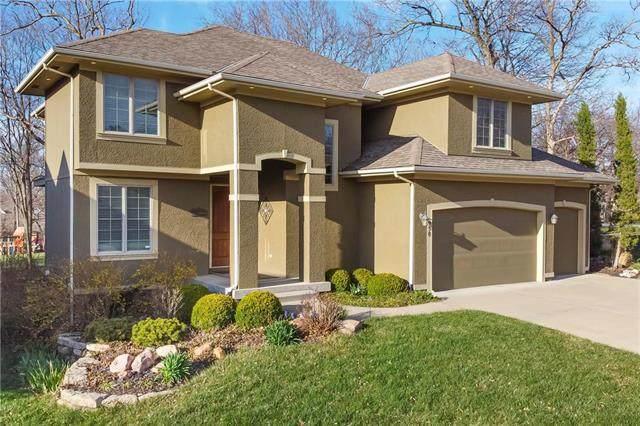 950 E 121 Terrace, Olathe, KS 66061 (#2214888) :: NestWork Homes