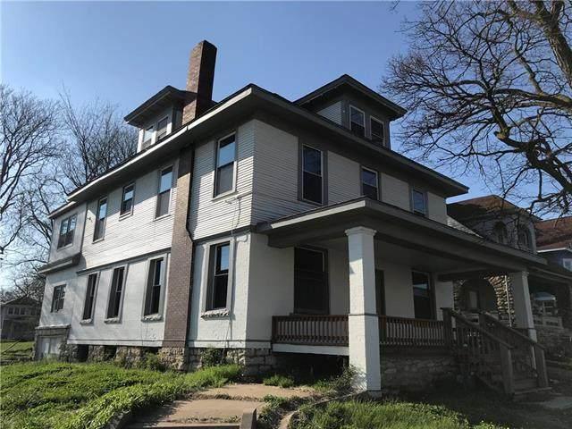 3644 Paseo Boulevard, Kansas City, MO 64109 (#2215110) :: Eric Craig Real Estate Team