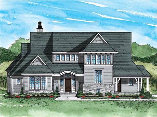 9305 Juniper Reserve Drive, Prairie Village, KS 66207 (#2215153) :: The Gunselman Team